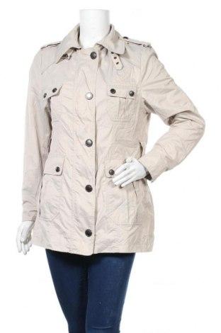 Дамски шлифер, Размер M, Цвят Бежов, 58% полиестер, 42% полиамид, Цена 11,03лв.