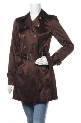 Дамски шлифер A.Byer, Размер M, Цвят Кафяв, 50% полиестер, 47% памук, 3% еластан, Цена 47,88лв.