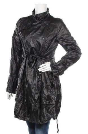 Дамски шлифер Cop.copine, Размер M, Цвят Черен, Полиамид, Цена 28,56лв.