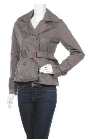 Дамски шлифер Eleven, Размер M, Цвят Сив, 97% памук, 3% еластан, Цена 11,03лв.