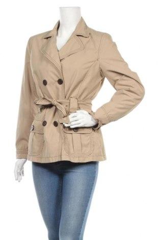 Дамски шлифер Michele Boyard, Размер M, Цвят Бежов, Полиестер, Цена 38,75лв.