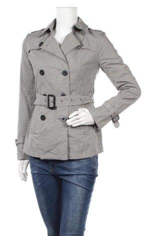 Дамски шлифер Miss Shop, Размер M, Цвят Сив, Памук, Цена 12,29лв.