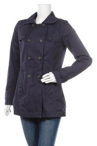 Дамски шлифер My Blue by Tchibo, Размер S, Цвят Син, 100% памук, Цена 10,24лв.