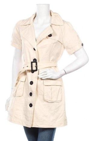 Дамски шлифер Temt, Размер L, Цвят Бежов, Полиестер, Цена 20,32лв.