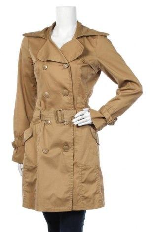 Дамски шлифер Vero Moda, Размер M, Цвят Кафяв, 65% полиестер, 35% памук, Цена 13,23лв.