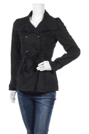 Дамски шлифер Vero Moda, Размер S, Цвят Черен, 65% полиестер, 35% памук, Цена 12,08лв.