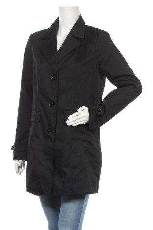 Дамски шлифер Vero Moda, Размер M, Цвят Черен, 80% полиестер, 20% памук, Цена 20,14лв.