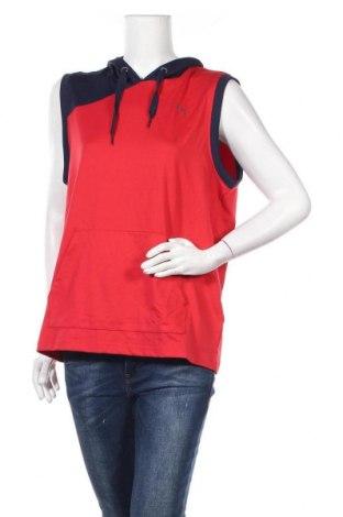 Γυναικείο φούτερ PUMA, Μέγεθος M, Χρώμα Κόκκινο, 90% πολυεστέρας, 10% ελαστάνη, Τιμή 17,66€