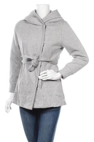 Дамско палто Cotton On, Размер S, Цвят Сив, 50% памук, 50% полиестер, Цена 14,76лв.