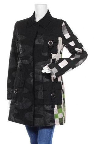 Дамско палто Custo Barcelona, Размер XL, Цвят Многоцветен, Памук, Цена 57,33лв.