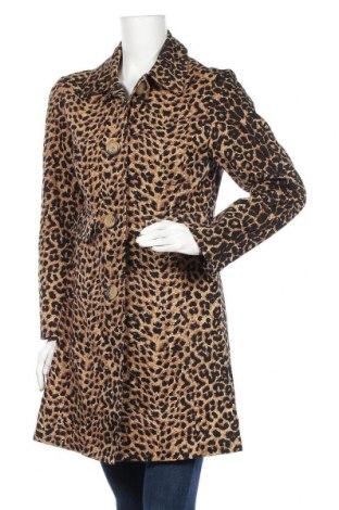 Дамско палто H&M, Размер L, Цвят Многоцветен, 95% памук, 5% еластан, Цена 25,73лв.