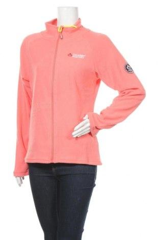 Γυναικεία ζακέτα fleece Canadian Peak, Μέγεθος L, Χρώμα Ρόζ , Πολυεστέρας, Τιμή 26,61€
