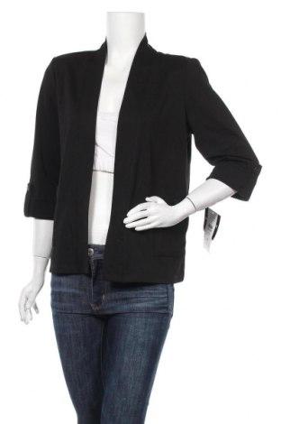 Γυναικείο σακάκι Alia, Μέγεθος S, Χρώμα Μαύρο, 75% πολυεστέρας, 19% βαμβάκι, 6% ελαστάνη, Τιμή 27,48€