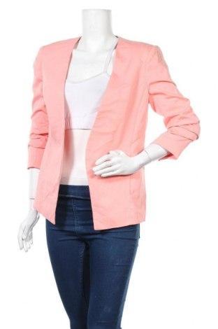 Дамско сако Bardot, Размер M, Цвят Розов, 82% полиестер, 16% вискоза, 2% еластан, Цена 20,58лв.