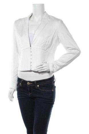 Γυναικείο σακάκι Bardot, Μέγεθος L, Χρώμα Λευκό, 77% βισκόζη, 23% λινό, Τιμή 5,91€