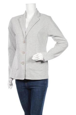 Γυναικείο σακάκι Collection L, Μέγεθος L, Χρώμα Γκρί, 50% βαμβάκι, 50% πολυεστέρας, Τιμή 10,91€