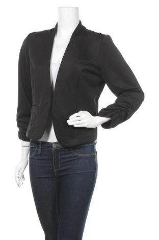 Дамско сако Maurices, Размер S, Цвят Черен, 94% полиестер, 6% еластан, Цена 9,92лв.