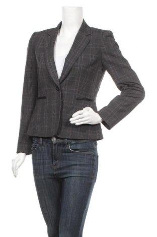 Γυναικείο σακάκι Tahari By Arthur S. Levine, Μέγεθος S, Χρώμα Γκρί, 65% πολυεστέρας, 33% βισκόζη, 2% ελαστάνη, Τιμή 7,73€