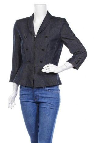 Γυναικείο σακάκι Tahari By Arthur S. Levine, Μέγεθος M, Χρώμα Μπλέ, 79% πολυεστέρας, 18% βισκόζη, 3% ελαστάνη, Τιμή 12,73€