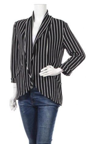 Дамско сако Uk 2 La, Размер L, Цвят Черен, 95% полиестер, 5% еластан, Цена 6,83лв.