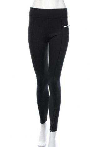 Дамски клин Nike, Размер S, Цвят Черен, 66% вискоза, 30% полиамид, 4% еластан, Цена 74,25лв.