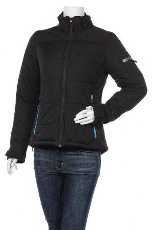 Дамско спортно яке Crane, Размер S, Цвят Черен, Полиестер, Цена 32,55лв.