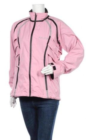 Дамско спортно яке Falke, Размер L, Цвят Розов, Полиестер, Цена 14,18лв.