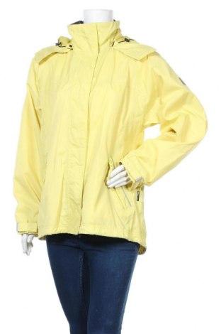 Γυναικείο μπουφάν αθλητικό Icepeak, Μέγεθος M, Χρώμα Κίτρινο, Πολυαμίδη, Τιμή 11,04€