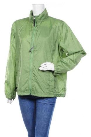 Дамско спортно яке L.L. Bean, Размер XL, Цвят Зелен, Полиамид, Цена 9,98лв.
