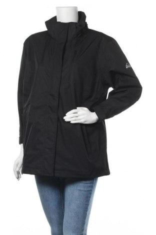 Γυναικείο μπουφάν αθλητικό McKinley, Μέγεθος XL, Χρώμα Μαύρο, Πολυεστέρας, Τιμή 17,31€