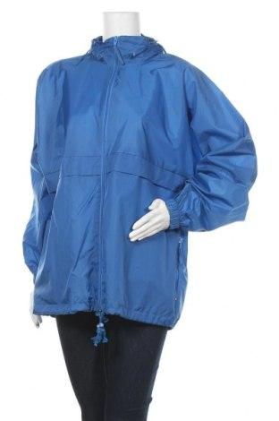 Γυναικείο μπουφάν αθλητικό Rodeo, Μέγεθος M, Χρώμα Μπλέ, Πολυαμίδη, Τιμή 9,55€
