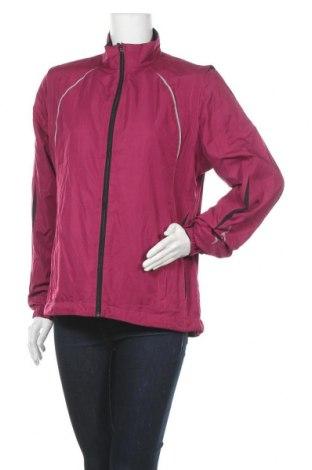 Дамско спортно яке Shamp, Размер M, Цвят Розов, Полиестер, Цена 9,98лв.