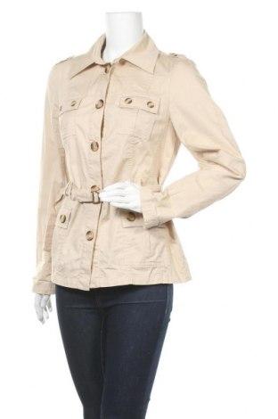 Дамско яке, Размер M, Цвят Бежов, Цена 8,32лв.
