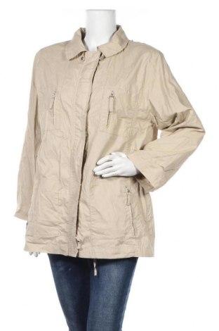 Дамско яке, Размер XL, Цвят Бежов, Памук, Цена 11,91лв.