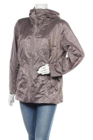 Дамско яке, Размер L, Цвят Бежов, 55% полиестер, 45% полиамид, Цена 8,66лв.