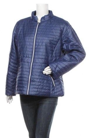 Дамско яке, Размер XL, Цвят Син, 100% полиестер, Цена 21,74лв.