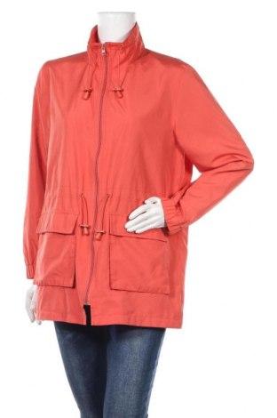 Дамско яке, Размер M, Цвят Оранжев, Полиестер, Цена 9,98лв.