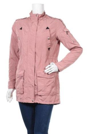 Дамско яке, Размер S, Цвят Розов, Полиестер, Цена 12,14лв.