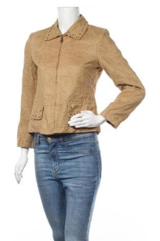 Дамско яке, Размер S, Цвят Кафяв, Полиестер, Цена 9,45лв.