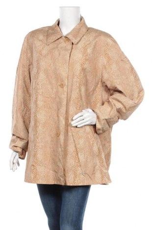 Дамско яке, Размер XL, Цвят Бежов, Полиестер, Цена 9,11лв.