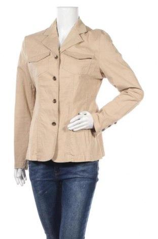 Дамско яке, Размер M, Цвят Бежов, Цена 8,93лв.
