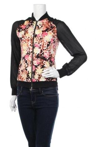 Дамско яке, Размер S, Цвят Многоцветен, 65% памук, 35% полиестер, Цена 7,74лв.
