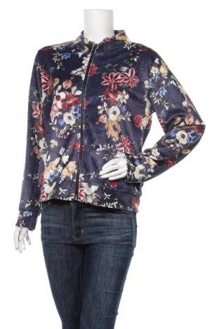 Дамско яке, Размер L, Цвят Многоцветен, 95% полиестер, 5% еластан, Цена 13,02лв.