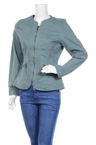 Дамско яке, Размер M, Цвят Син, 98% памук, 2% еластан, Цена 11,03лв.