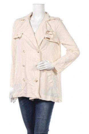 Дамско яке, Размер L, Цвят Бежов, Цена 11,03лв.