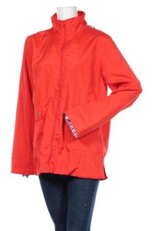 Дамско яке, Размер M, Цвят Червен, Полиестер, Цена 8,93лв.