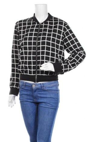 Дамско яке, Размер M, Цвят Черен, Полиестер, Цена 9,19лв.