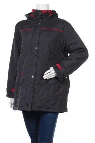 Дамско яке, Размер L, Цвят Черен, Полиестер, Цена 9,41лв.