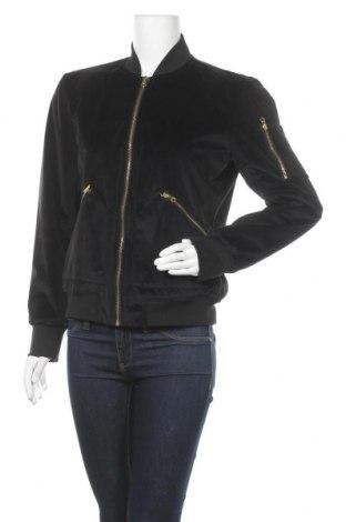 Дамско яке, Размер S, Цвят Черен, Полиестер, Цена 21,78лв.