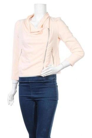 Дамско яке Bershka, Размер M, Цвят Розов, 97% полиестер, 3% еластан, Цена 8,40лв.